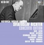 Sviatoslav Richter - Concerto Edition (Brilliant Classics)