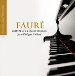G. Fauré - Complete Piano Works (Brilliant Classics)