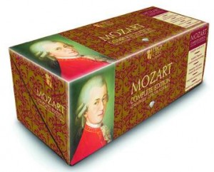 W. A. Mozart - Complete Edition (Brilliant Classics)