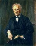 Richard Strauss (Portrait von Max Liebermann)