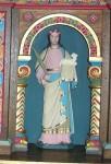 Hl. Agnes von Rom mit Lamm