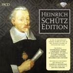 Heinrich Schütz Edition - Brilliant Classics