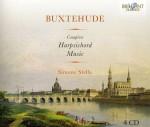 Simone Stella: Dieterich Buxtehude - Complete Harpsichord Music
