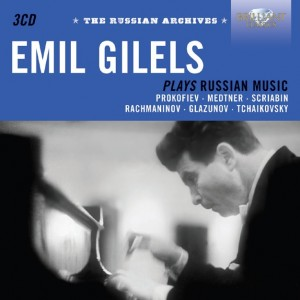 Emil Gilels - The Russian Archives