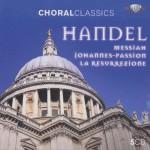 Handel - Messiah Johannes-Passion La Resurrezione