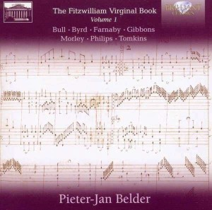 Pieter-Jan Belder - The Fitzwilliam Virginal Book