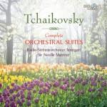 RSO Stuttgart, N. Marriner: P. I. Tchaikovsky - Orchestral Suites