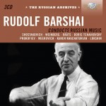 Rudolf Barshai - The Russian Archives