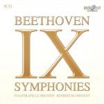 Staatskapelle Dresden, Herbert Blomstedt - L. van Beethoven - IX Symphonies