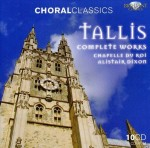 Thomas Tallis: Complete Works