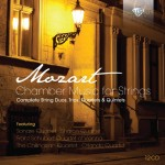 Various: W. A. Mozart - Chamber Music for Strings