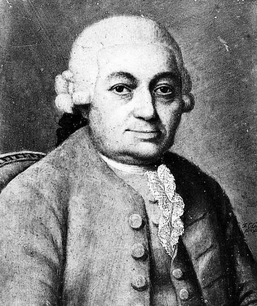 Carl Philipp <b>Emanuel Bach</b> - CPE-Bach