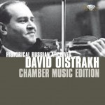 David Oistrakh: Chamber Music Edition