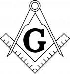 Freimaurerei (Zirkel und Winkel - Symbol der Freimaurer)