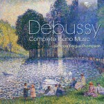 Gordon Fergus-Thompson: Claude Debussy - Complete Piano Music