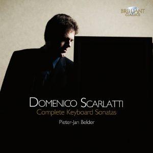 Pieter-Jan Belder: Domenico Scarlatti - Complete Keyboard Sonatas