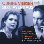 Quirine Viersen & Silke Avenhaus. Beethoven und Schumann - Musik für Cello und Klavier