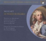 Sigiswald Kuijken: W. A. Mozart - Le Nozze di Figaro - Brilliant Opera Collection