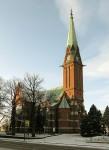 Die Kirche von Kotka - Fotoquelle: Kahvipannu  [CC-BY-3.0], via Wikimedia Commons