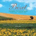Enrique Bátiz: Georges Bizet - Complete Orchestral Music