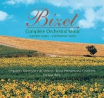Georges Bizet - Complete Orchestral Music (Brilliant Classics 3CD)