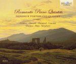 Nepomuk Fortepiano Quintet: Romantic Piano Quintets