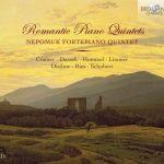 """Romantic Piano Quintets"" vom Nepomuk Fortepiano Quintet bei klassik.com besprochen"