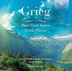 Royal Philharmonic Orchestra, Mark Ermler · Håkon Austbø: Edvard Grieg - Peer Gynt Suites · Selections from the Lyric Pieces