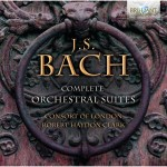 Consort of London, Robert Haydon Clark: J. S. Bach - Orchestral Suites