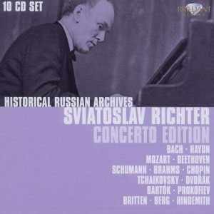Sviatoslav Richter: The Concerto Edition (Historical Russian Archives)