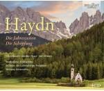 Süddeutscher Madrigalchor · Orchester der Ludwigsburger Festspiele, Wolfgang Gönnerwein:  J. Haydn - Die Schöpfung, die Jahreszeiten