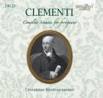 C. Mastroprimiano: Muzio Clementi - Complete Sonatas for Fortepiano
