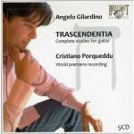 Cristiano Porqueddu: Angelo Gilardino - Transcendentia