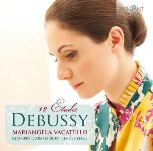 Mariangela Vacatello: Claude Debussy - 12 Études