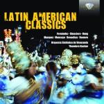 Orquesta Sinfónica di Venezuela, Theodore Kuchar: Various Composers - Latin American Classics