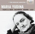 Maria Yudina plays J.S. Bach, Beethoven, Brahms & Liszt (Russian Archives)