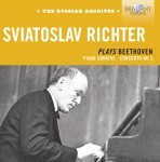 Richter plays Beethoven (Russian Archives)