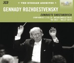 Rozhdestvensky conducts Shostakovich (Russian Archives)