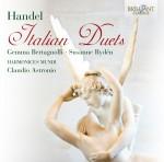 Susanna Rydén & Gemma Bertagnoli · Harmonices Mundi, Claudio Astronio: Georg Friedrich Händel - Italian Duets