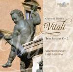 Semperconsort, Luigi Cozzolino: Giovanni Battista Vitali - Trio Sonatas Op.2