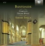 Simone Stella: Dietrich Buxtehude - Complete Organ Music