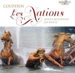 Musica ad Rhenum, Jed Wentz: François Couperin - Les Nations