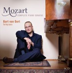 Bart van Oort: Wolfgang Amadeus Mozart - Complete Piano Sonatas