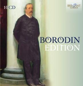 Borodin Edition - Brilliant Classics