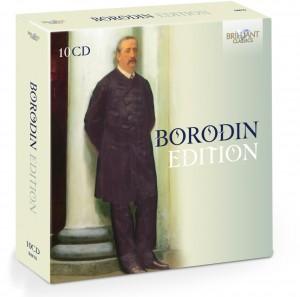 Borodin Edition (3D) - Brilliant Classics