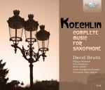 David Brutti · Filippo Farinelli · Duo Disecheis · Mario Caroli · Atem Saxophone Quartet · Orchestra Città Aperta: Charles Koechlin – Complete Music for Saxophone