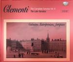 Costantino Mastroprimiano: Muzio Clementi – Complete Sonatas, Vol. 6 – The Last Sonatas