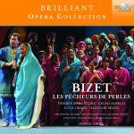 """""""Georges Bizet – Les Pêcheurs de Perles"""" aus der Brilliant Opera Collection bei klassik.com besprochen"""
