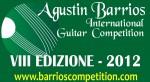Agustin Barrios Competition — Logo