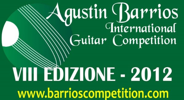 Agustin Barrios Competition — Logo